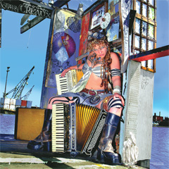 2012 ARE YOU READY FOR THE APOCALYPSE? | Accordion Babes Pin-Up