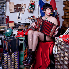 2019 WOMEN OF PASSION | Accordion Babes Pin-Up Calendar Official Website